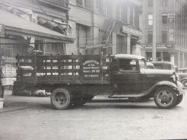 Rubenstein truck