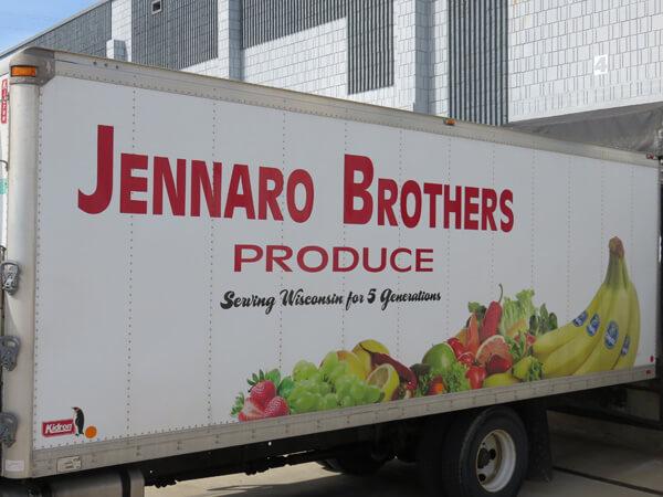 Jennaro Truck side